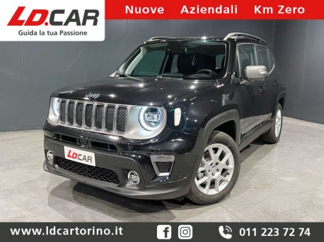 JEEP Renegade 1.6 Mjt 130 CV LIMITED MY21 + PACK FUNCTION