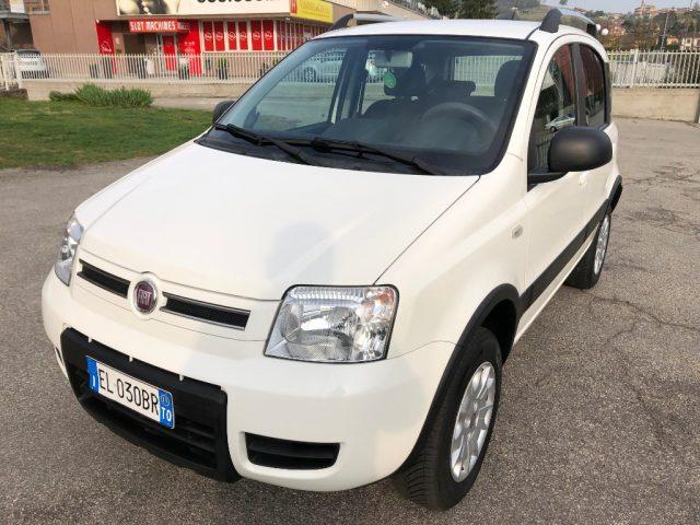 Fiat Panda usata 1.3 MJT 16V DPF 4x4 Climbing diesel Rif. 10668430