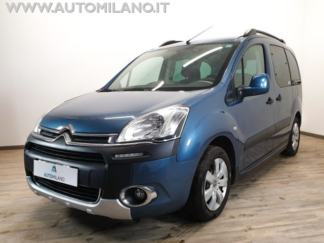 CITROEN Berlingo Blu metallizzato