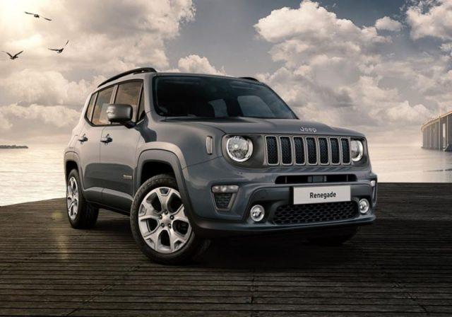 Jeep Renegade My19 1.6 mjt 120cv 2wd Longitude