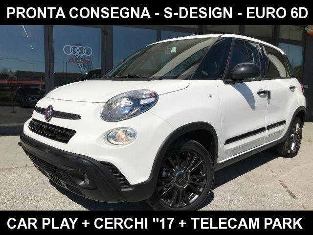 """Fiat 500l km 0 1.4 95 CV S-Design Cross +Car Play+Telec park+""""17 a benzina Rif. 9977782"""