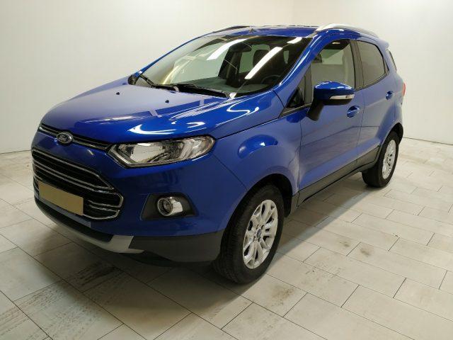 Ford Ecosport usata 1.5 tdci Titanium 95cv E6  1.5 tdci Titanium 95cv diesel Rif. 10666300
