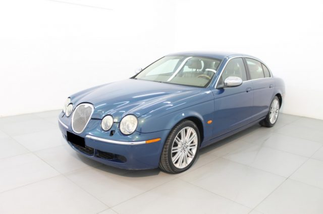 JAGUAR S-Type Blue metallized