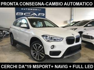 BMW X1 SDrive18d Cerchi