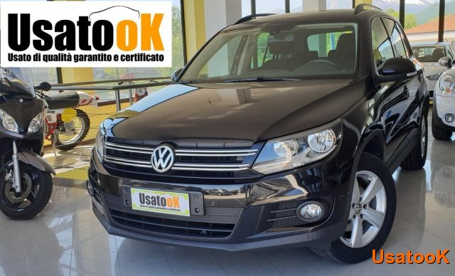 Volkswagen Tiguan usata 2.0 TDI 110 CV Trend & Fun BlueMotion Technology diesel Rif. 9981558