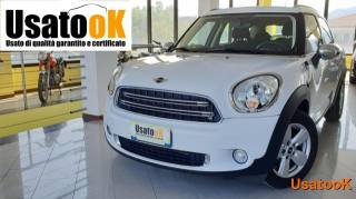 MINI Countryman Mini One D Countryman Usata
