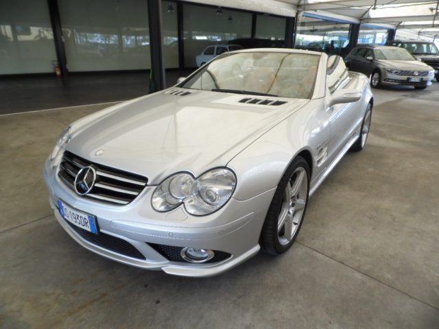 Mercedes-benz usata SL 55 Kompressor cat EVO AMG a benzina Rif. 10915015