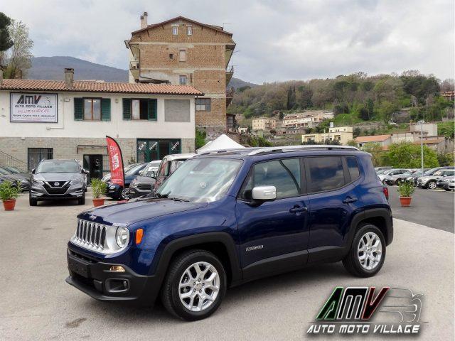 "Jeep Renegade usata 1.6 Mjt 120 CV Limited PELLE-NAVI 7""-KEYLESS GO diesel Rif. 10582315"
