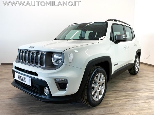 Jeep Renegade km 0 1.3 T4 DDCT Limited - Promo WOW a benzina Rif. 10612086