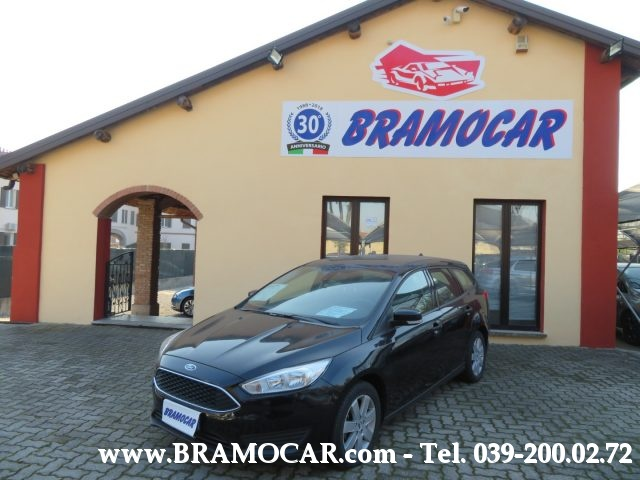 FORD Focus 1.6 86cv S.WAGON - PLUS - SYNC (BLUE TOOTH) - E6