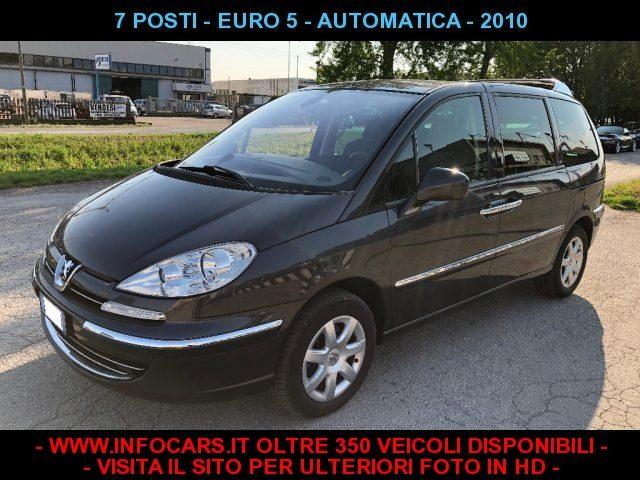 Peugeot 807 usata 2.0 HDi 163CV AUTOMATICA diesel Rif. 10058003