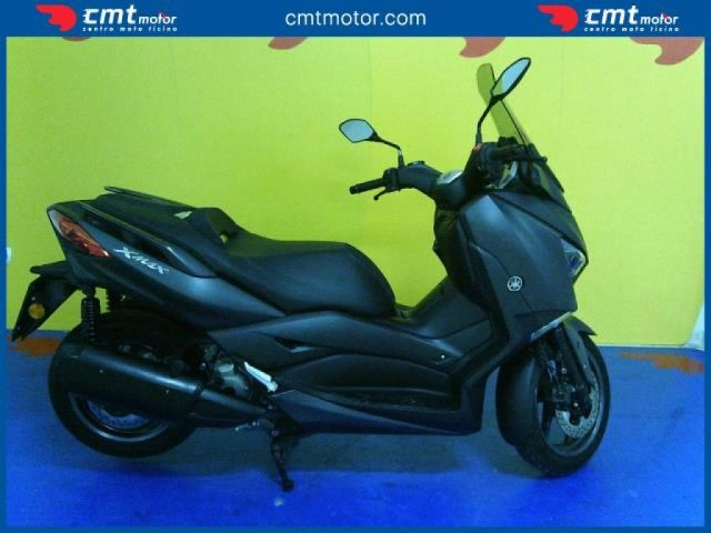 Yamaha usata X-Max 300 Finanziabile - Nero Opaco - 749 a benzina Rif. 10018275