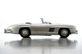 MERCEDES-BENZ SL 300 MERCEDES BENZ 300 SL ROADSTER Usata
