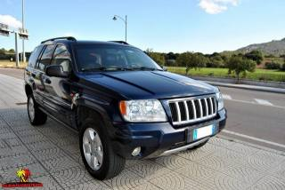 JEEP Grand Cherokee 2.7 CRD Cat Limited Usata