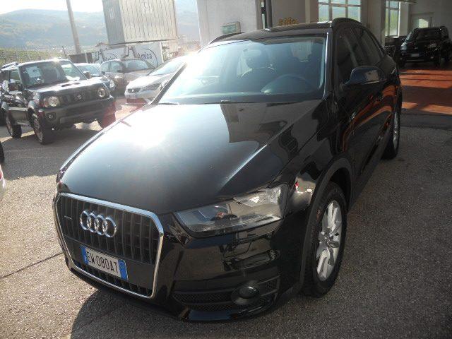 Audi Q3 usata 2.0 TDI quattro diesel Rif. 10060529