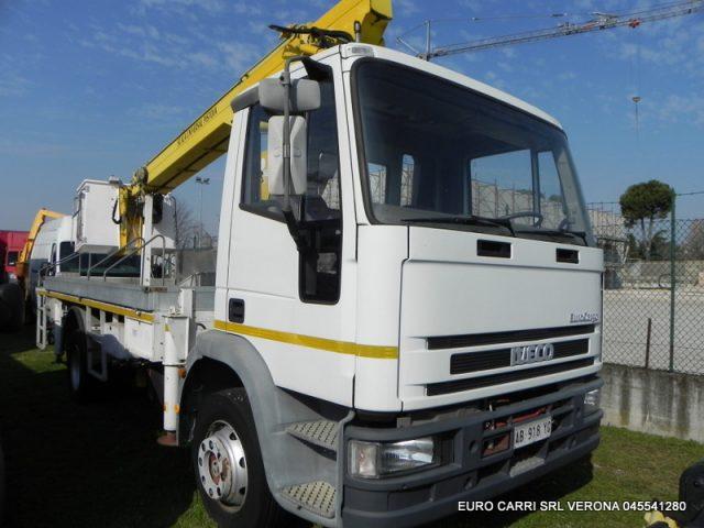 Iveco usata 120E18 CESTELLO diesel Rif. 11001039