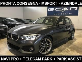 BMW 118 D 5p. Msport +Navi Prof.+