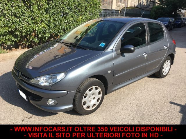 Peugeot 206 usata 1.4 5p. - 91.000 KM - NEOPATENTATI a benzina Rif. 10057989