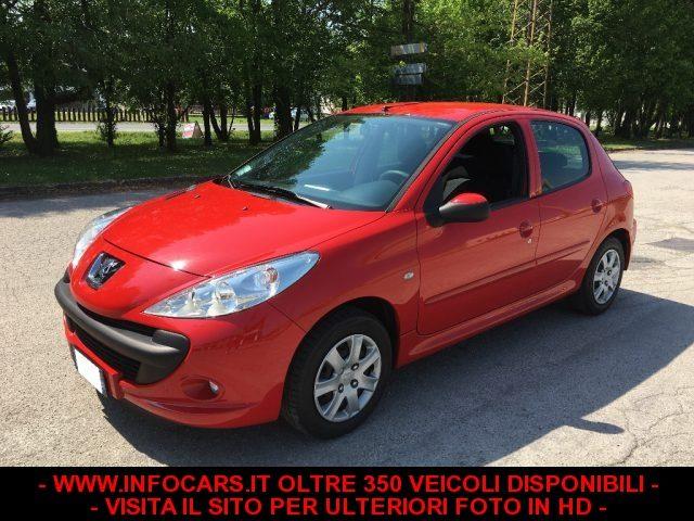 Peugeot 206 usata Plus 1.1 60CV 5p. GPL - NEOPATENTATI a gpl Rif. 10057994