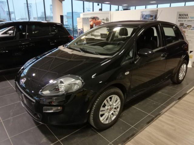 Fiat Punto usata 1.2 8V 5 porte lounge a benzina Rif. 10051337