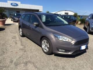 FORD Focus PLUS 1.5 Tdci 95 Cv SW Usata