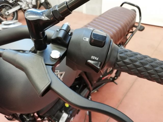 ALTRE MOTO O TIPOLOGIE Special ARCHIVE MOTORCYCLE 125 CC SCRAMBLER