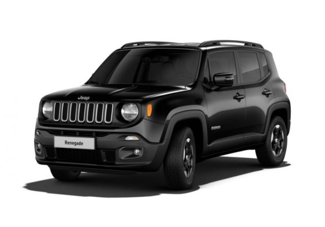 Jeep Renegade RENEGADE MY18 2.0 MJT 140CV 4WD LIMITED A/T