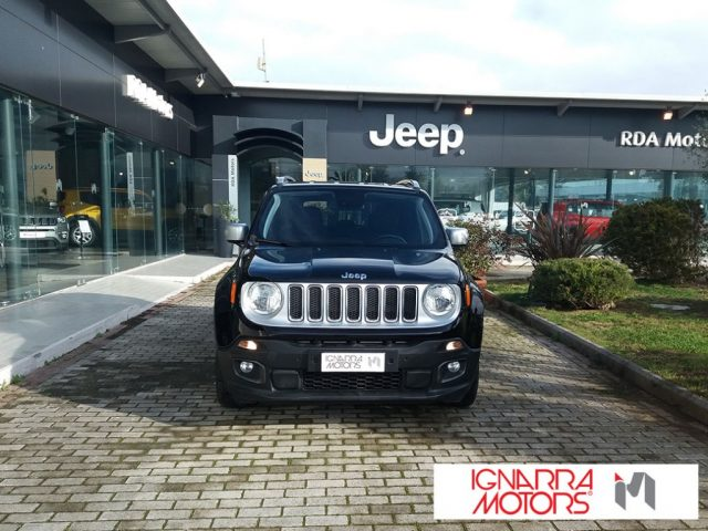 Jeep Renegade MY17 1.6 MJT 120CV 2WD LIMITED