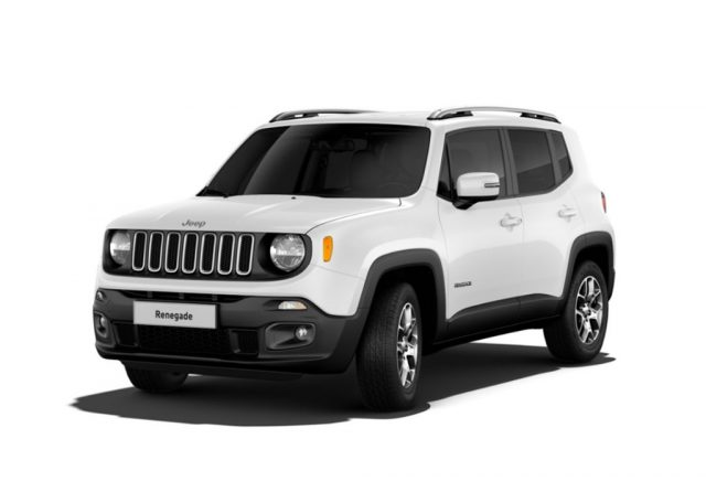 Jeep Renegade RENEGADE MY19 1.0 BZ T3 120 CV LIMITED