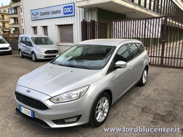 Ford Focus usata 1.5 TDCi 120 CV Start&Stop SW Business diesel Rif. 10602833