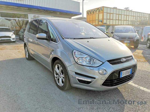 Ford S-max usata 2.0 TDCi 163 CV Powershift  New Titanium diesel Rif. 10664594