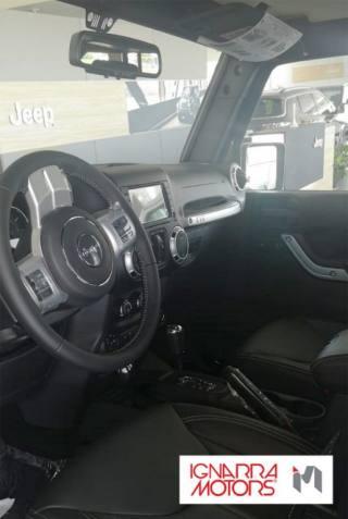 JEEP Wagoneer 2.8 CRD 200CV JK EDITION Nuova