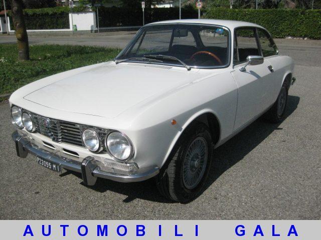 ALFA ROMEO GT 2000 GT VELOCE  quot; RESTAURATA TARGHE NERE  quot;