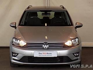 VOLKSWAGEN Golf Sportsvan 1.6 Tdi Comfortline Business BMT 110cv Usata