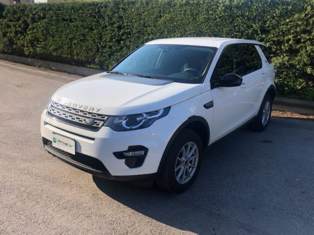Land Rover Discovery Sport usata 2.0 TD4 150 CV Auto Business Edition diesel Rif. 10123790