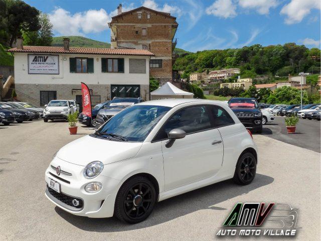 """Fiat 500 usata """"S"""" 1.3 Multijet 16V 95 CV PELLE-AUX/USB-CRUISE diesel Rif. 10582257"""