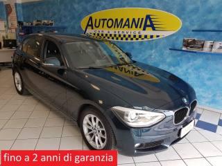 BMW 116 Diesel 5p. Futura/Sport Uniproprietario Usata
