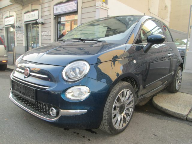 Fiat 500 km 0 1.2 LOUNGE + TFT NEW MODEL 2019 KM0!!! a benzina Rif. 10654863