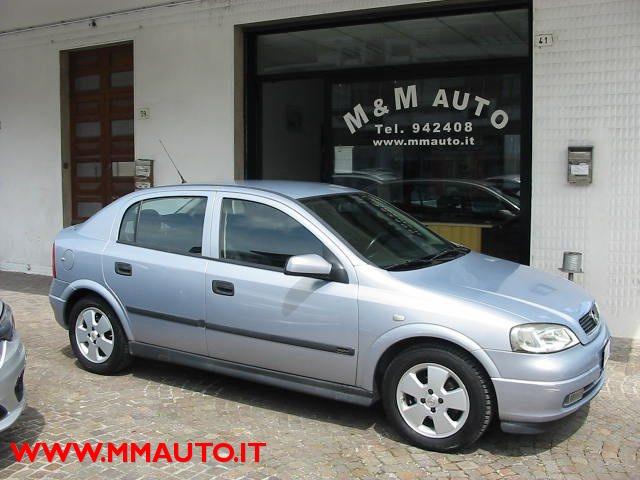Opel Astra usata 1.7 16V DTI cat 5 porte Elegance diesel Rif. 10928006
