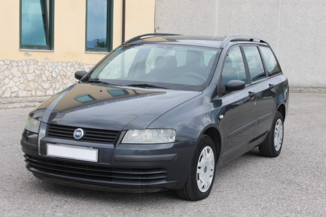 FIAT Stilo Antracite pastello