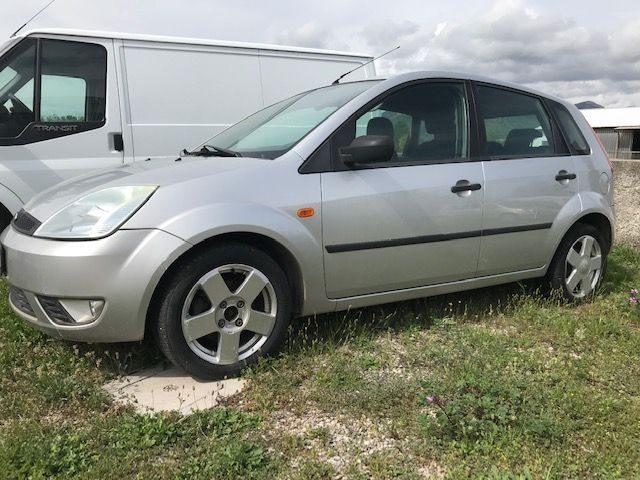 Ford Fiesta usata 1.4 TDCi 5p. Ambiente diesel Rif. 10666845