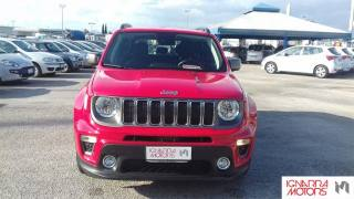 JEEP Renegade Jeep Renegade 2019 1,3 T4 LIMITED FWD 150CV DDCT Usata