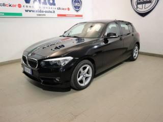 BMW 118 D 5p. Advantage EURO 6 B  29.900 KM Usata
