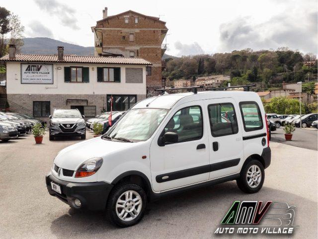 Renault Kangoo usata 1.9 dCi 4x4 PORTE SCORREVOLI-PORTAPACCHI-AUX/USB diesel Rif. 10582327