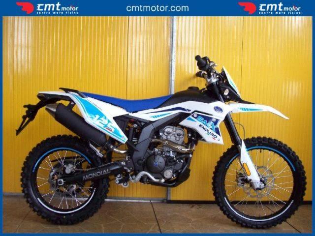 Mondial nuova FB Mondial SMX 125 Garantita e Finanziabile a benzina Rif. 10687840