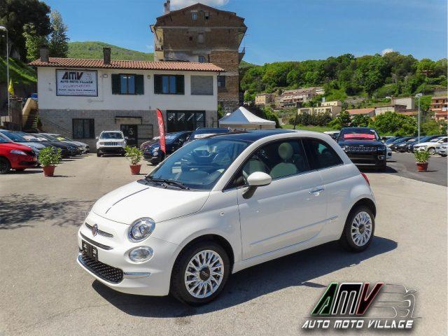Fiat 500 km 0 1.2 Lounge *RESTYLNG*SCHERMO TOUCH*OK NEOP. a benzina Rif. 10582216