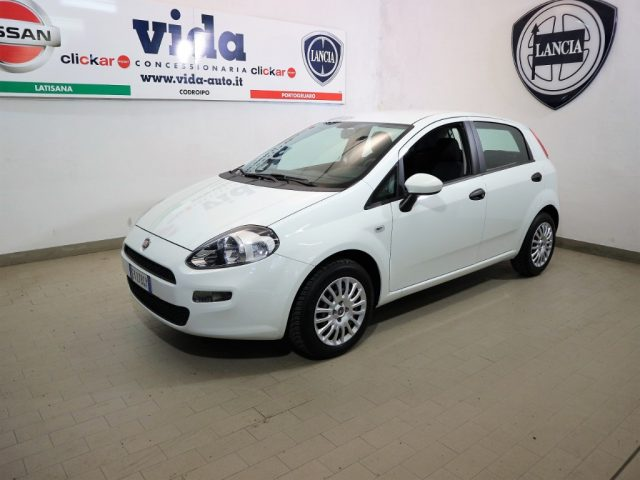 Fiat Punto 1.2 8V 5 porte Street EURO 6 OK NEOPATENTATI *