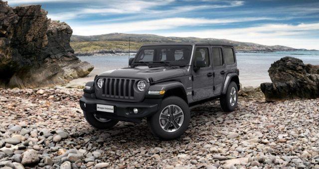 Jeep Wrangler usata Unlimited 2.2 Mjt II Sahara Automatico diesel Rif. 10586048