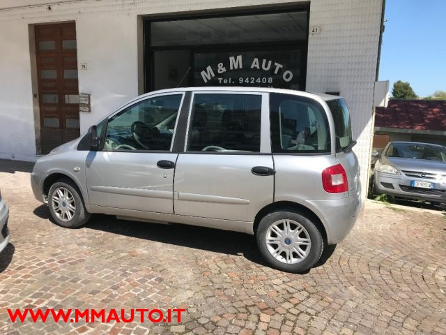 Fiat Multipla usata 1.6 16V Natural Power Dynamic(TESTATA  RIFATTA) a metano Rif. 10928067