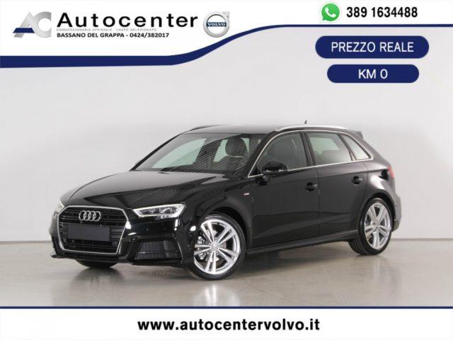 Audi A3 km 0 SPB 30 TDI S tronic Sport *S-LINE - LED* diesel Rif. 10256265